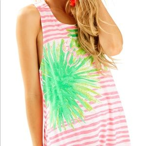 BNWT Lilly Pulitzer Whitney Coverup.